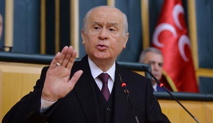 Bahçeli'den Kılıçdaroğlu'na PKK sorusu