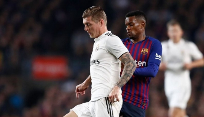 Barcelona-Real Madrid maçında kazanan yok