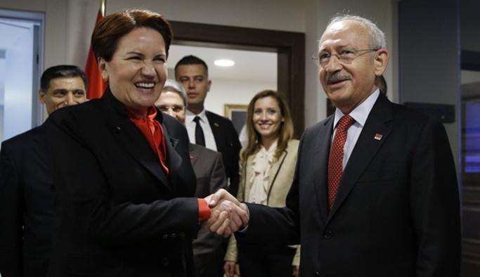 CHP/İP/HDP ittifakına Kandil desteği