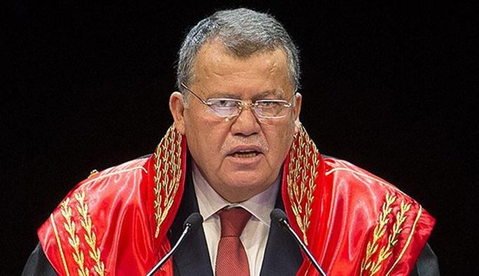 Cirit yeniden Yargıtay Başkanı oldu
