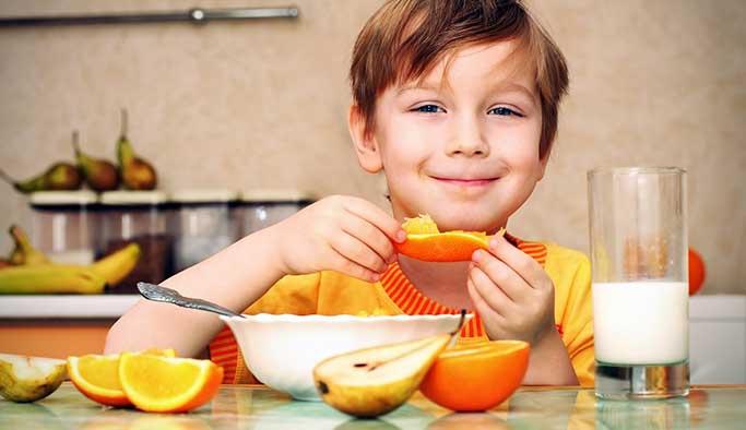 Çocuklarda bağışıklık nasıl güçlendirilir?