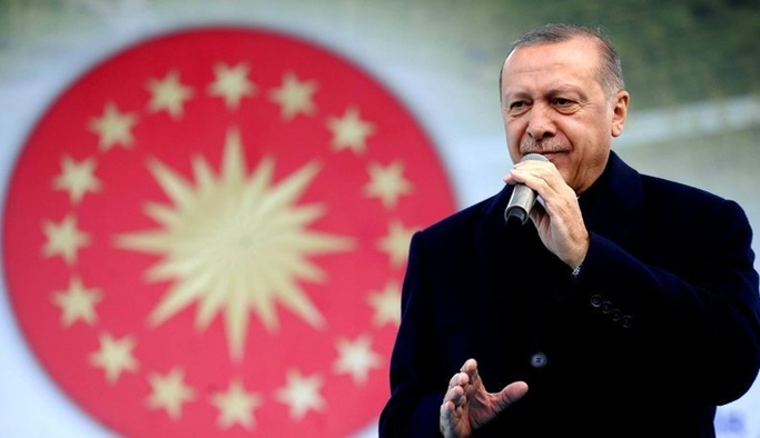Erdoğan'dan SP'ye gönderme: Adı Saadet olan particik var