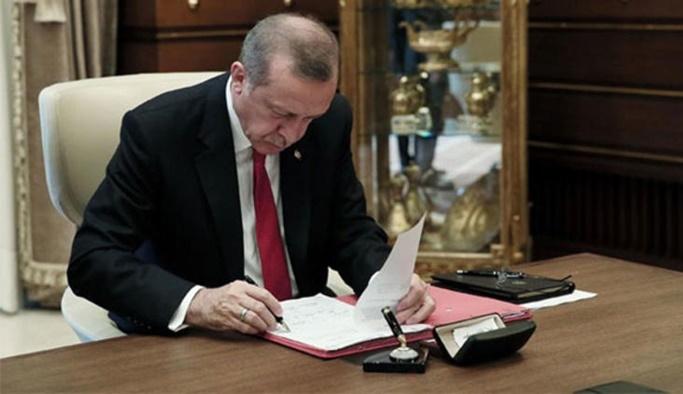 Erdoğan imzaladı, o kurul yeniden oluşturuldu