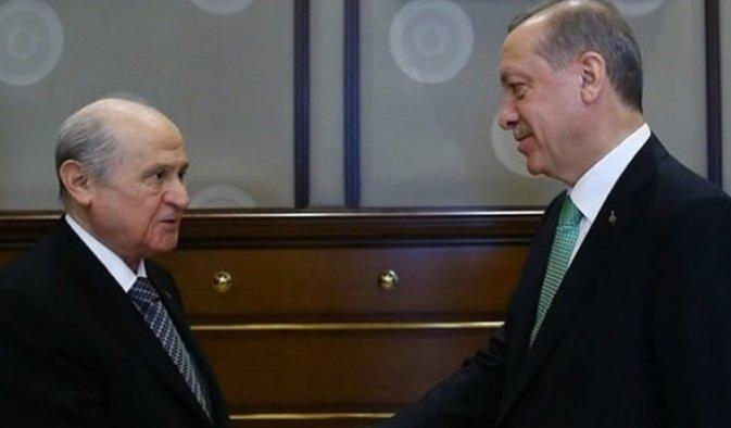 Erdoğan ve Bahçeli ortak miting yapacak