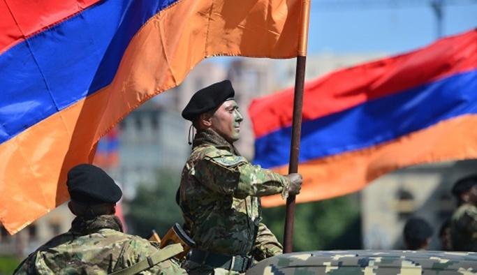 Ermenistan Suriye'ye asker gönderdi