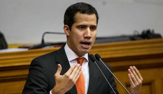 Guaido çağrı yaptı: Harekete geçiyoruz