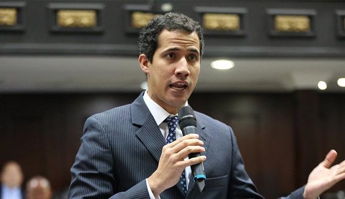 Guaido, İsrail'in desteğinden memnun