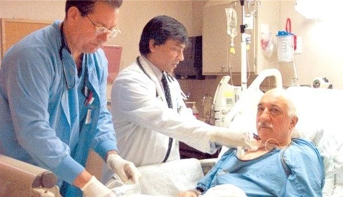 Gülen'in özel doktoru gözaltına alındı