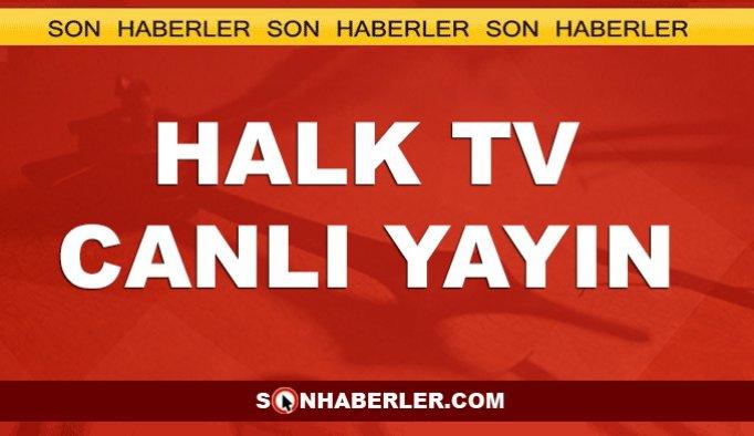 Halk TV Canlı Yayın İzle - Halk TV Yayın Akışı - Halk TV Frekans Bilgileri