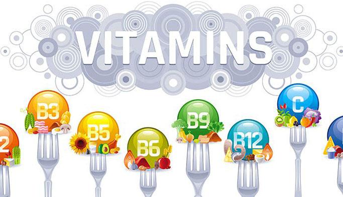 Hangi vitaminler hangi gıdalarda bulunur?