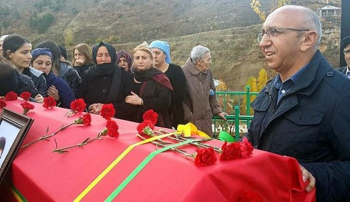HDP'li vekile 1,5 yıl hapis cezası