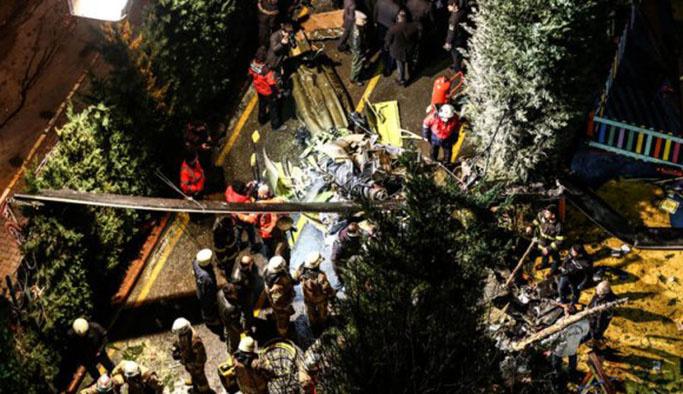 Helikopter kazasında şehit düşen askerlerin isimleri belli oldu