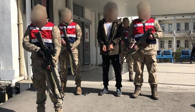 Irak'ta bomba eğitimi alan PKK'lı terörist yakalandı