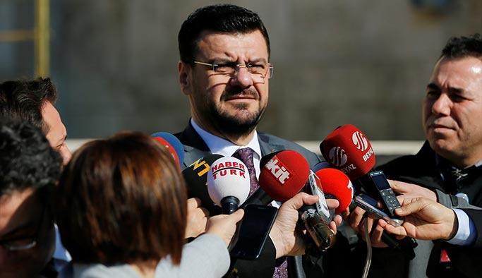 İyi Parti'den AK Parti'ye geçen Akkal'dan ilk açıklama