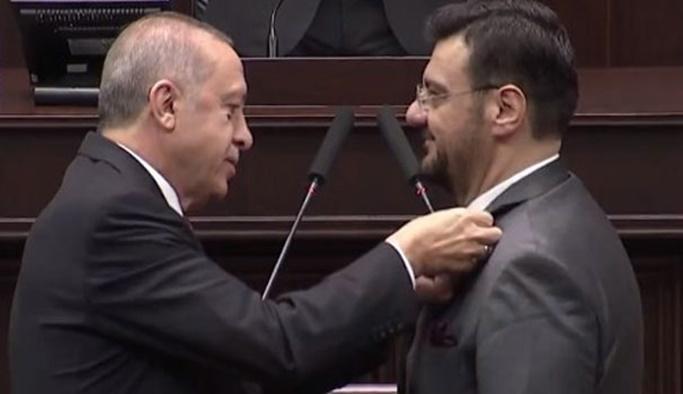 İyi Partili milletvekili Akkal AK Parti'ye geçti