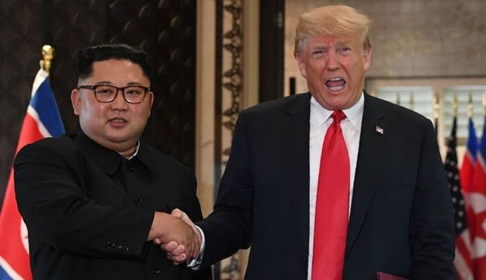 Japonlar'dan Kim Jong Un ve Trump'a çağrı