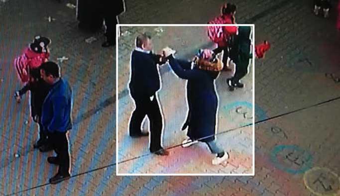 Kadın veliden erkek öğretmene bıçaklı saldırı