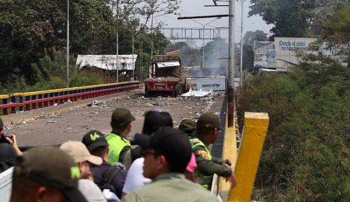 Kolombiya-Venezuela sınırındaki çatışmada son durum