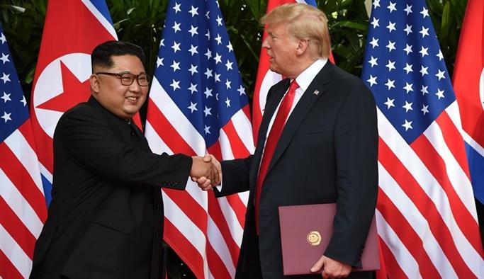 Kuzey Kore: Eleştirileri takma Trump