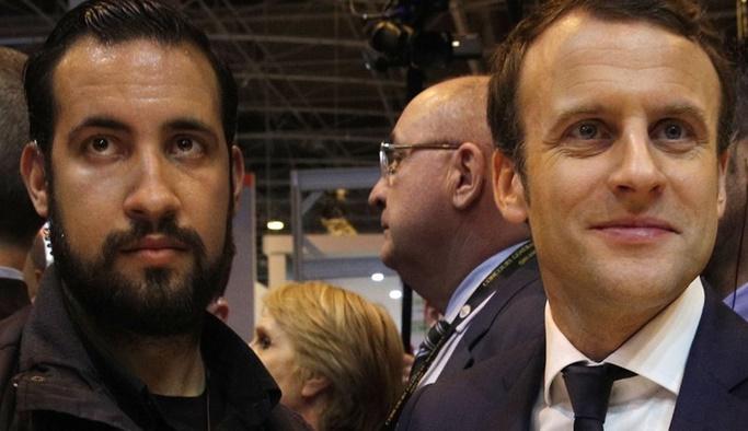 Fransa'da Macron'un eski danışmanı tutuklandı