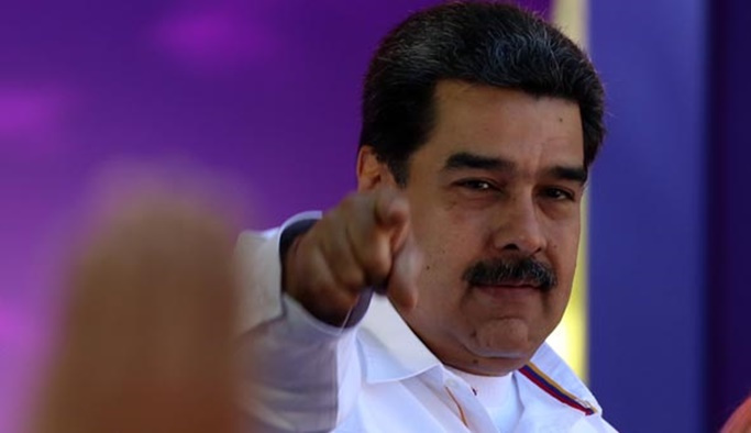 Maduro'dan Trump'a Nazi benzetmeli cevap