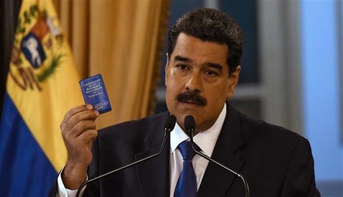 Maduro: Paralel ve sanal hükümet