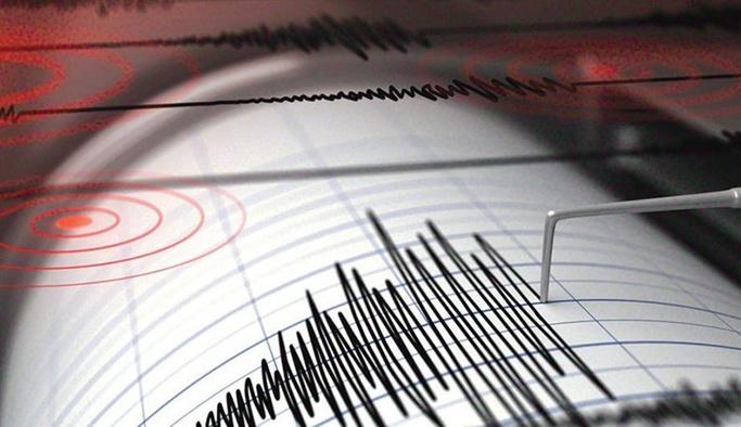 Marmara bölgesinde deprem