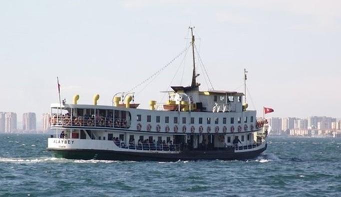 Marmara'da vapur seferleri iptal