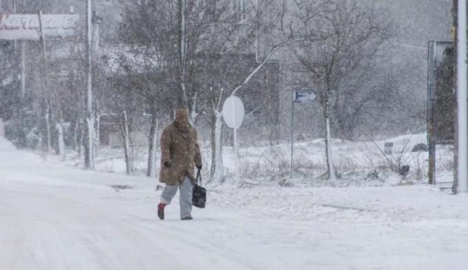 Meteoroloji'den '50 cm kar bekleniyor' uyarısı