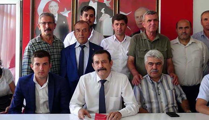 MHP tartışmalı illerden adayları çekmeye başladı, işte ilk il