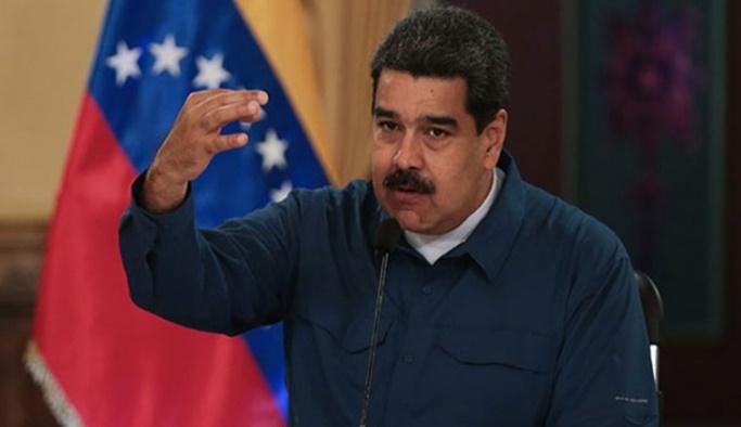 Nicolas Maduro dünyadan destek istedi