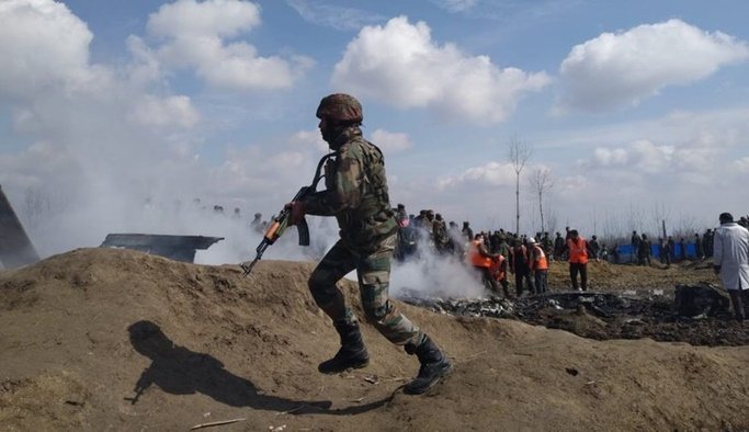 'Pakistan, Hindistan hava sahasına girmeye çalıştı'