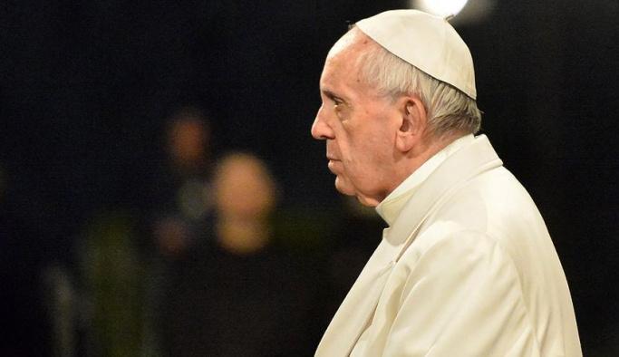 Papa, Venezuela konusunda ağız değiştirdi