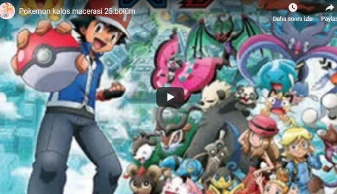 Pokemon izle | Çizgi Film