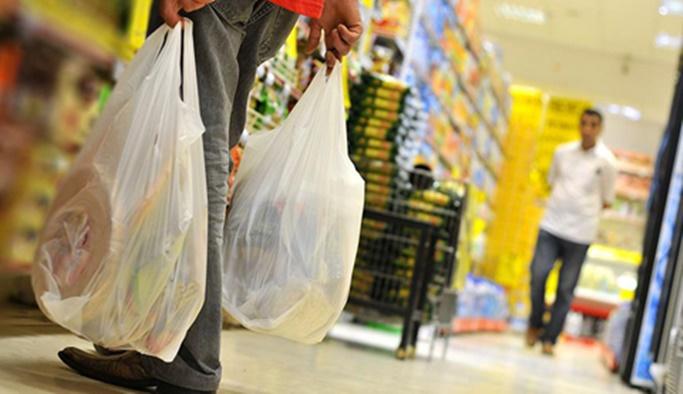 Poşet kullanımı bir ayda yüzde 65 azaldı