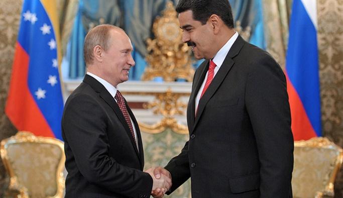Rusya'dan Venezuela kararı: Hesapları dondurdu