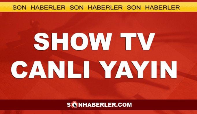 Show TV Canlı Yayın İzle - Show TV Yayın Akışı - Show TV Frekans Bilgileri