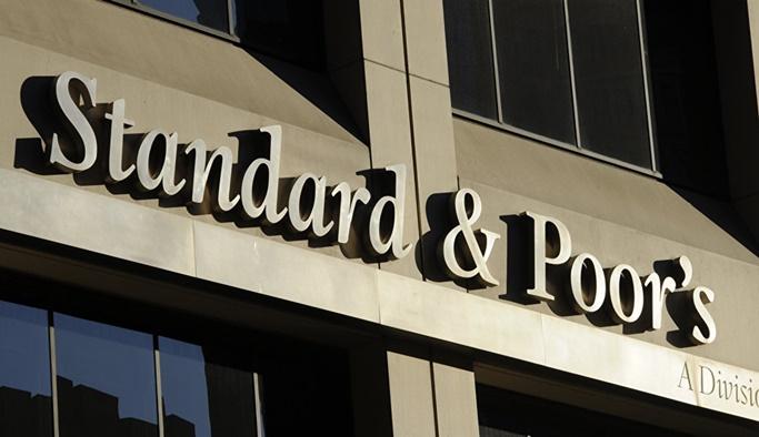 S&P Türkiye'nin kredi notunu ve görünümünü değiştirmedi