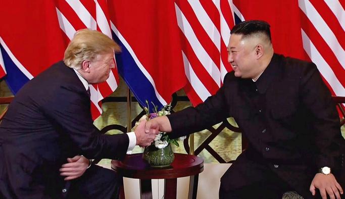 Trump hiçbir lideri bu kadar övmemişti