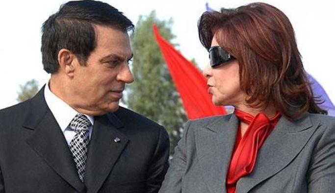 Tunus'ta devrik liderin 450 milyon dolarına el konuldu