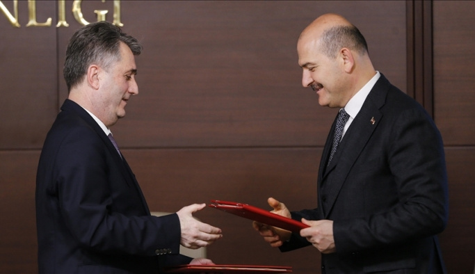 Turkey, Montenegro sign deal on disaster response
