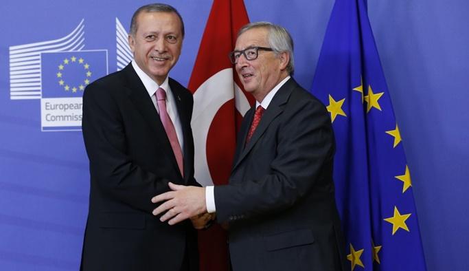 Türkiye ile AB arasında kritik zirve