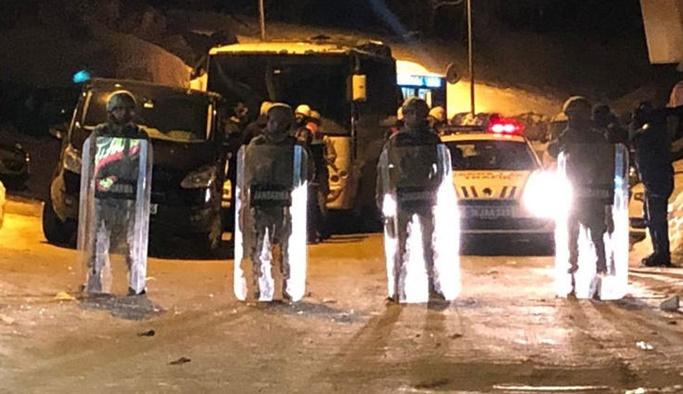 Uludağ'da silahlı kavga