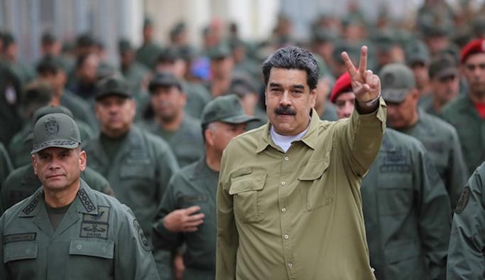 Valero: Venezuela'ya askeri müdahale an meselesi