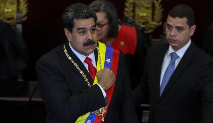 Venezuela'da erken seçim kararı
