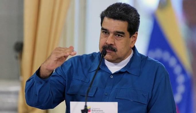Venezuela Brezilya ile sınırları kapatıyor