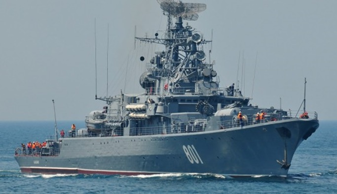 Venezuela Donanması'ndan ABD'ye uyarı: saldırırız