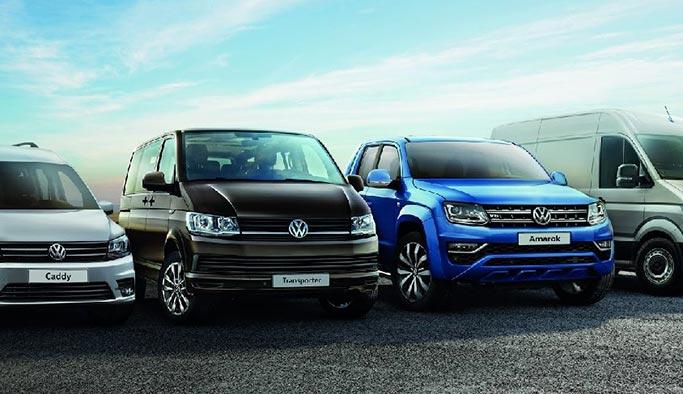 Volkswagen'den yüzde 0 faizli ticari araç kampanyası