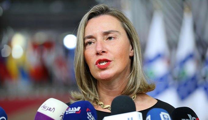 AB'den açıklama: İsrail işgalini tanımıyoruz