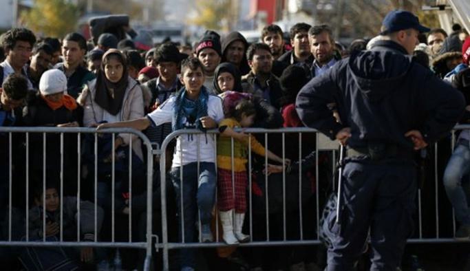 ABD'de 2 bin göçmen karantinaya alındı